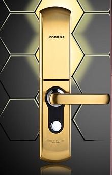 khóa cửa vân tay Kaadas 9113