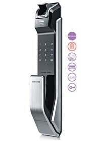 Khóa cửa vân tay Samsung SHS P718 XMK