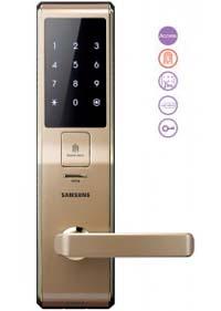 Khóa vân tay SamSung SHS-H705FBG/EN(GOLD)