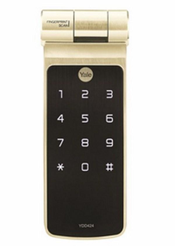 khóa cửa điện tử