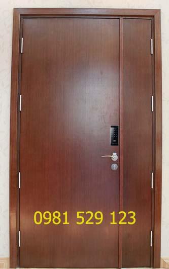 Lắp đặt khóa điện tử tại Chung cư Eco Home 3
